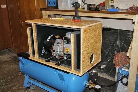 Air Compressor For Woodworking