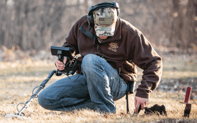 Tips For Metal Detecting In The Woods And River