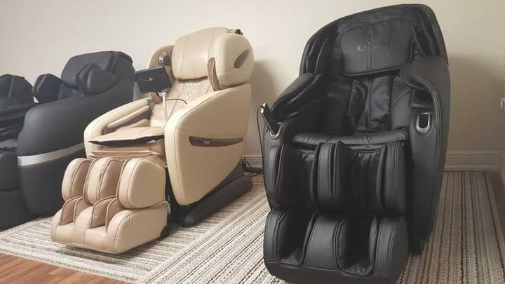 Different Massage Chairs