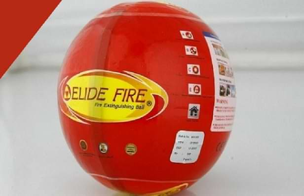 fire extinguisher balls review