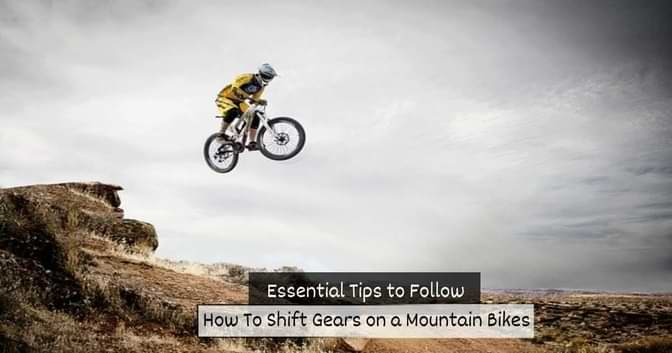 how to shift gears on a mountain bike