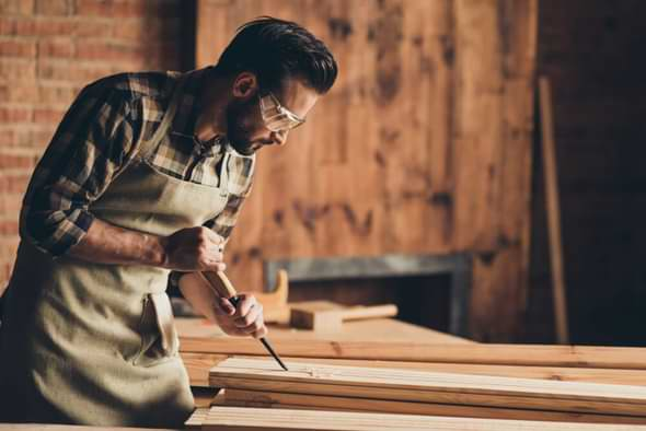 how to make a woodworking apron