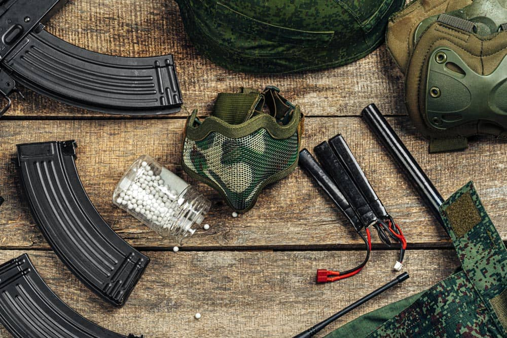 How to Choose Your First Airsoft Gun