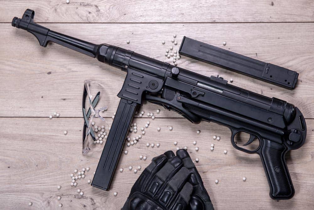 first airsoft gun