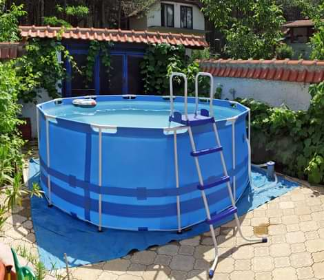 how long should I run my above ground pool pump