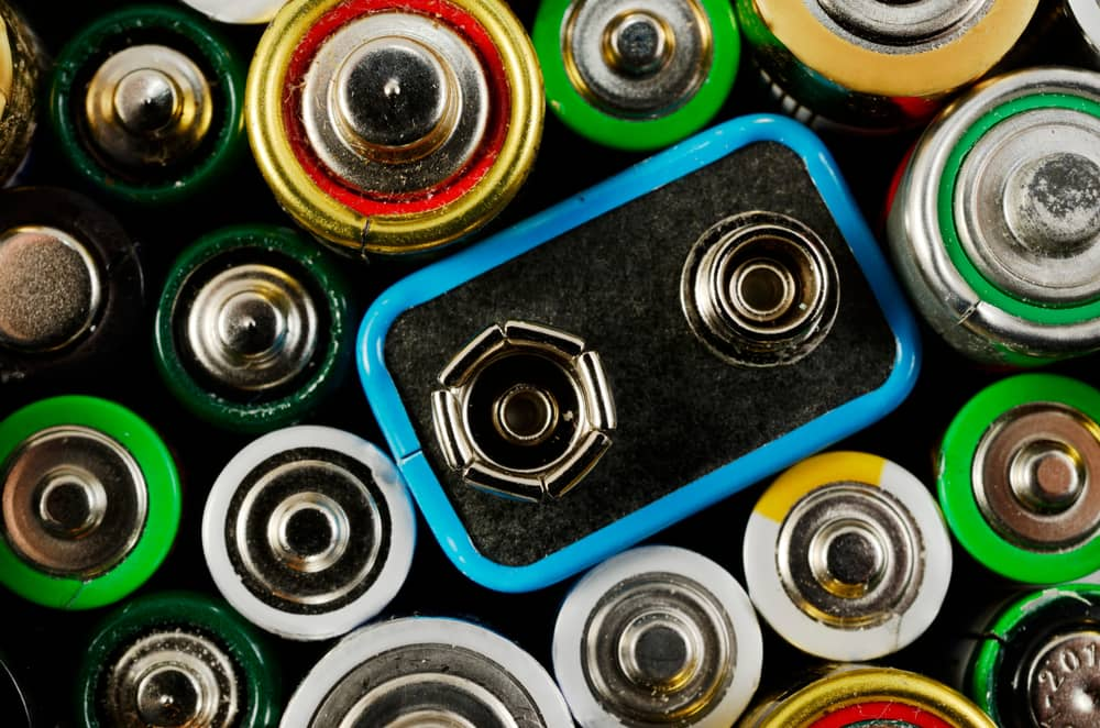 how to dispose of rechargeable batteries