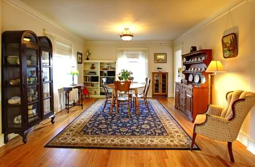 Is Home Decoration Possible Without Area Rugs