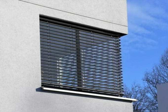 Types of Outdoor Blind
