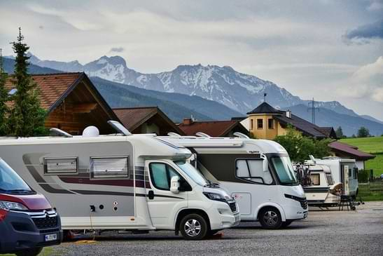 Camper Van Maintenance
