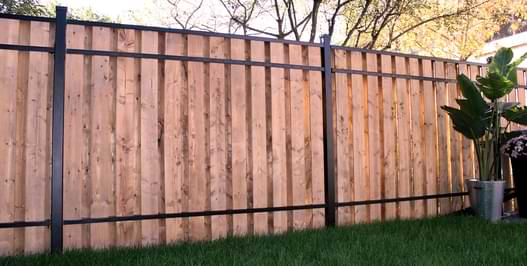 Install Fencing
