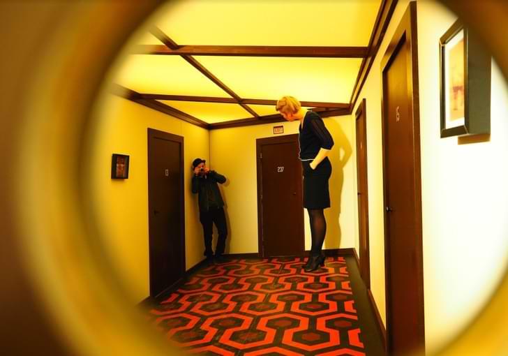 Security Smart Peephole