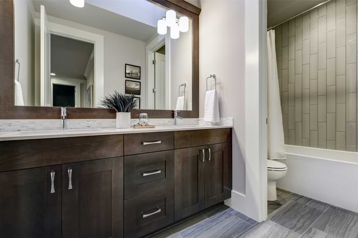 What Type Of Wood Is Best For Bathroom Vanity