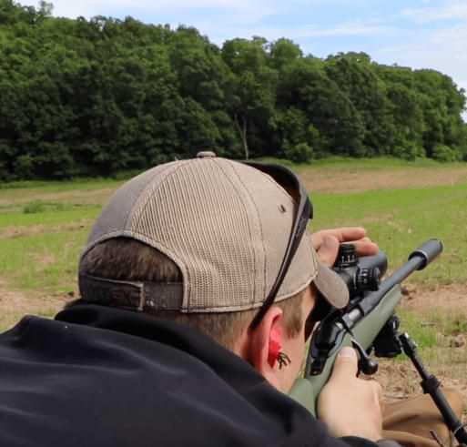 needed for long-range shooting