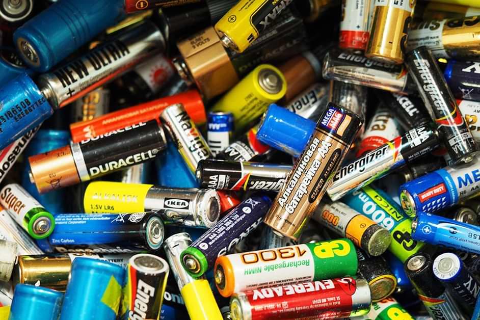 Batteries Disposal
