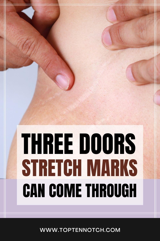 Doors Stretch Mark