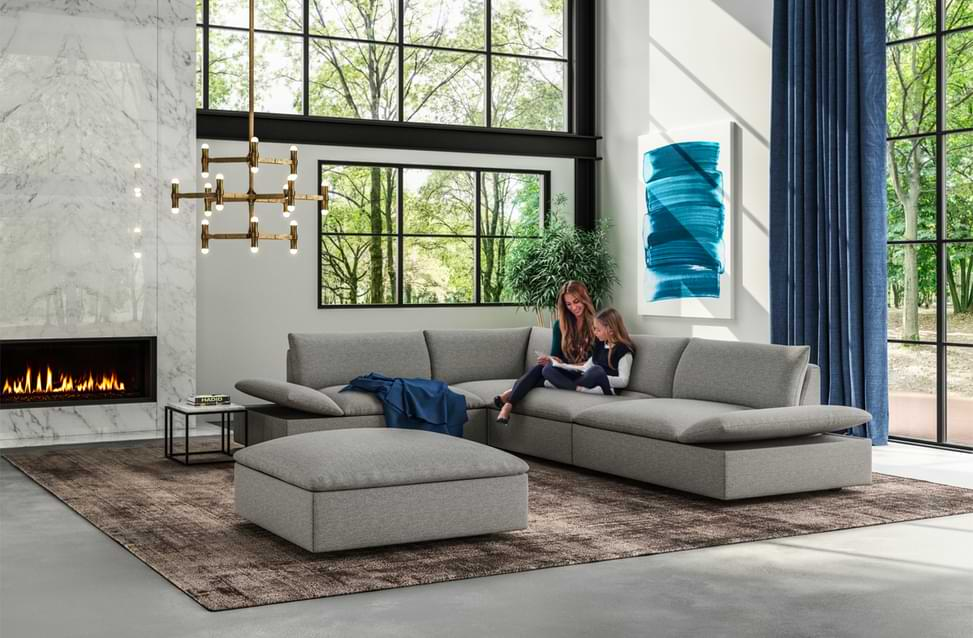 How To Choose Your Leather Sectional Sofa