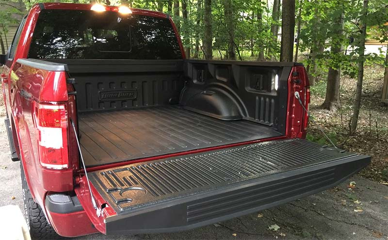 Individual Truck Bed