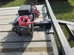 Mounting The Badlands 12000 Winch