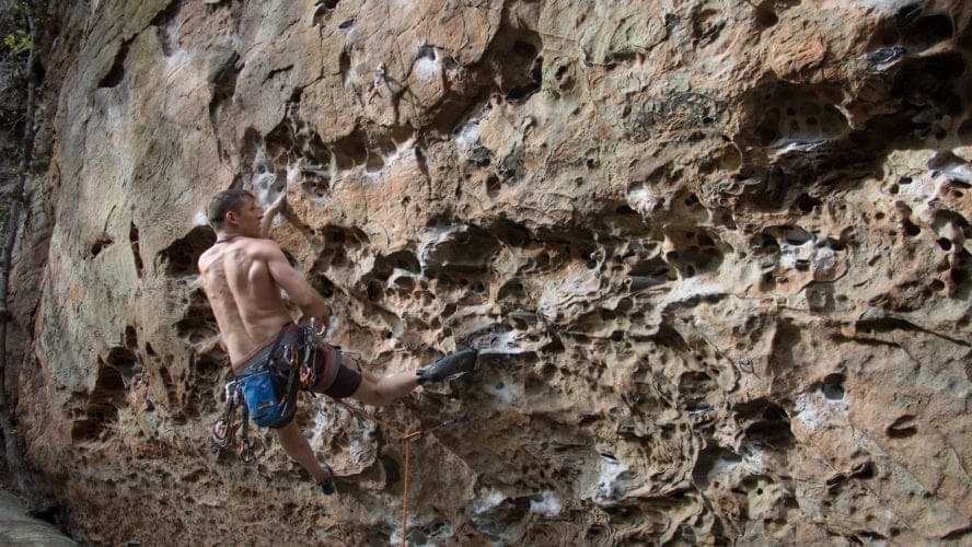 Planning To Climb Red River Gorge