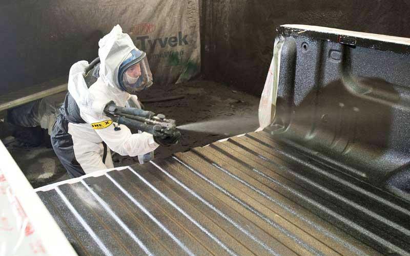 Spray On Bedliner Review