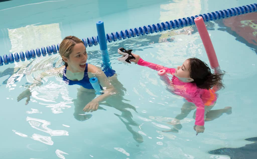 Teach Children How to Swim
