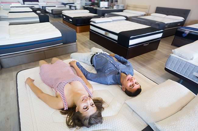 Try Mattress Before Buying