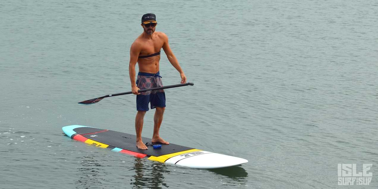 Turning Your Paddleboarding To A Workout