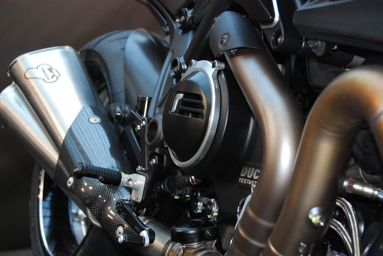 Wash bike Exhaust