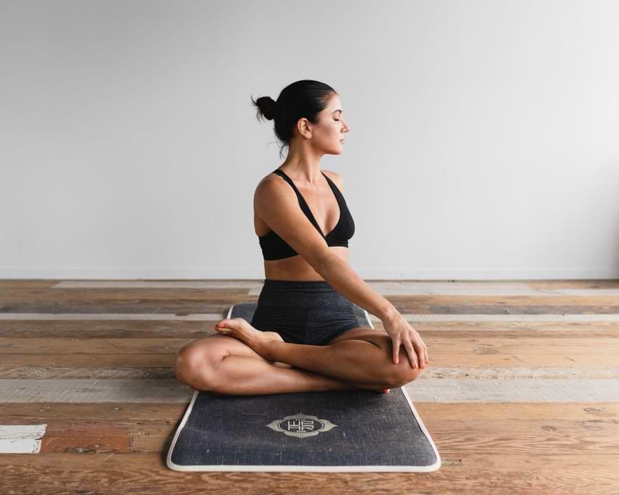 yoga teacher or fitness instructor