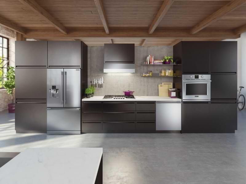 Kitchen Built-in Appliances