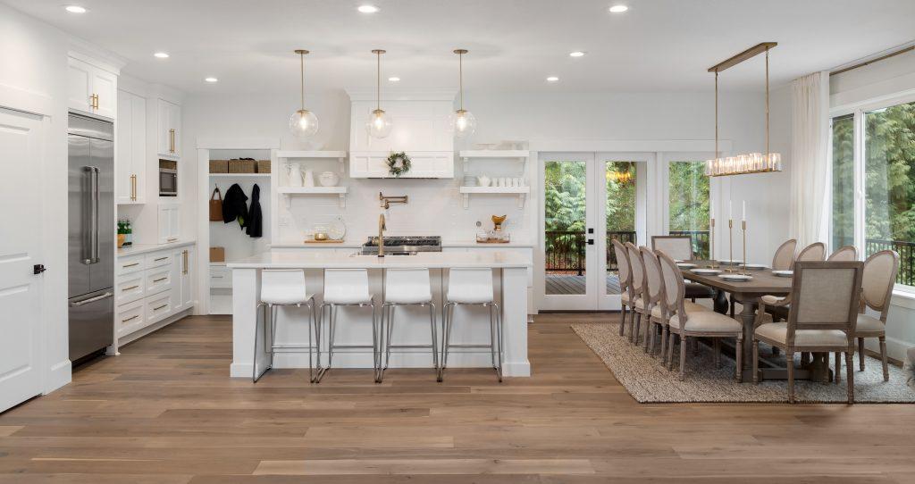 Kitchen Floors & Flooring