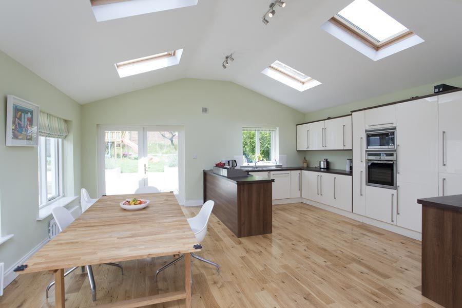 Kitchen Roofing