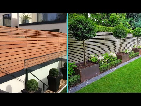 Kitchen Walls And Fencing