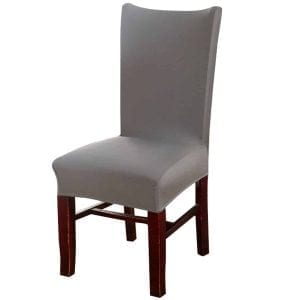 gray chair slipcover rocking chairs at lowes top 10 best slipcovers in 2019 comprehensive reviews weshine