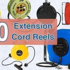 Extension Cord Reel Light Wiring Diagram Multiple Lights Top 10 Best Reels In 2019 Complete Reviews