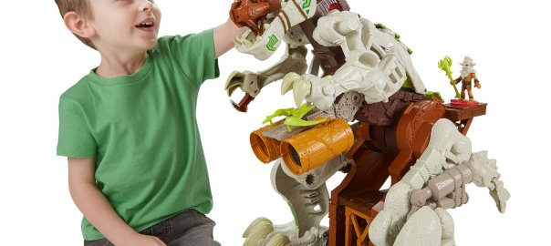 Fisher-Price Inaginext Ultra T-Rex