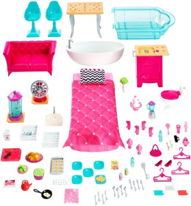 Barbie Dreamhouse Accessories