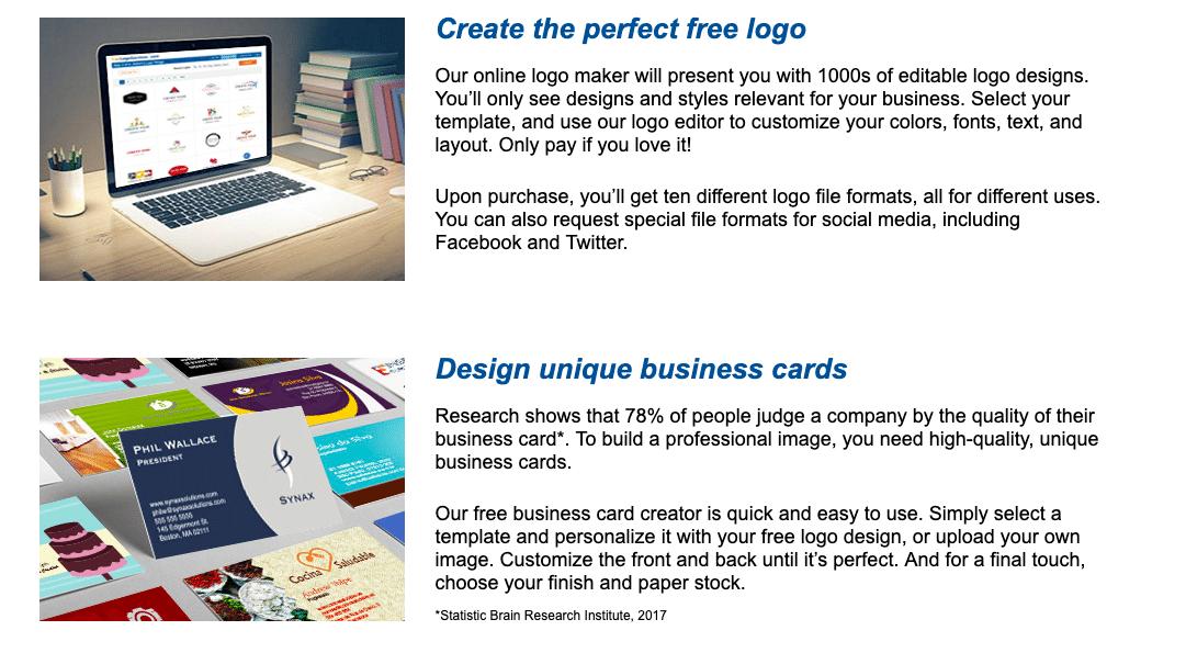 Best Logo Services - Top Ten Web Hosting Sites