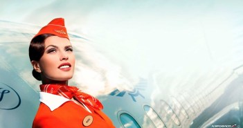 Aeroflot Air Stewardesses