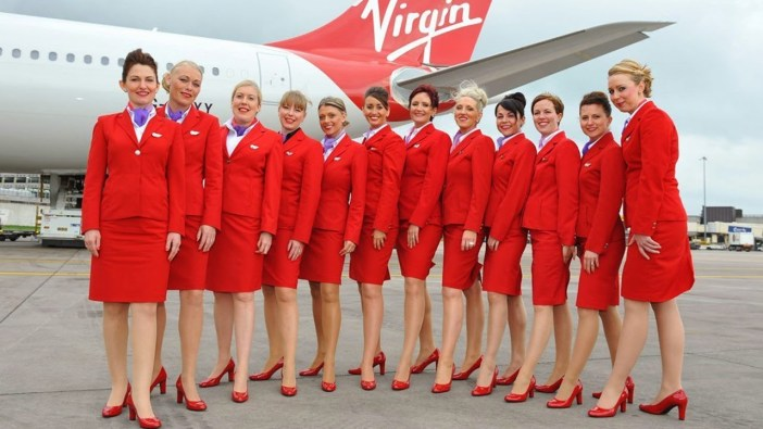Virgin Atlantic Stewardesses
