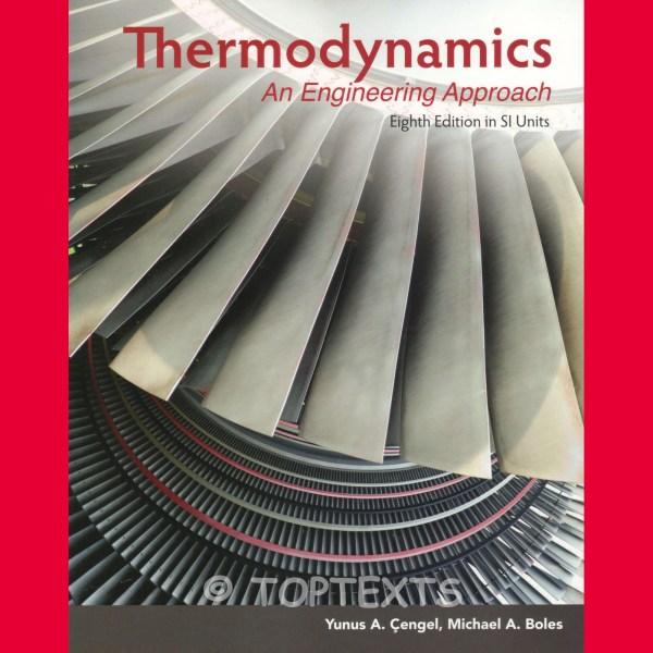 Thermodynamics Engineering Approach 8e Yunus Cengel