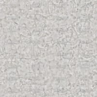 White Bumpy Roughcast Plaster Wall - Top Texture
