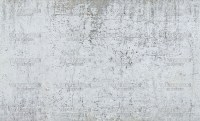 Old Cracked White Painted Wall - Top Texture