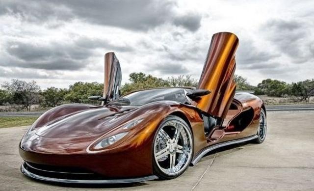 Scorpion Hydrogen Sports Car  Topthingz