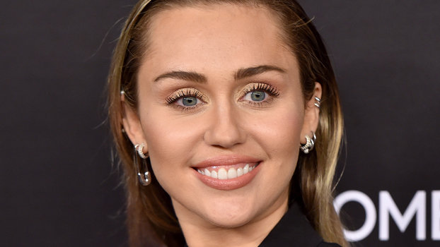 "Miley Cyrus Says ""No One Could Understand"" Her First Kiss"