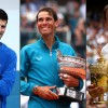 Djokovic vs. Nadal vs. Federer: 'GOAT' battle continues at the French Open
