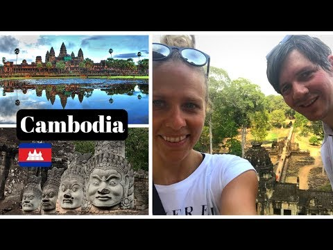 Cambodia: How to See Angkor Wat and Siem Reap