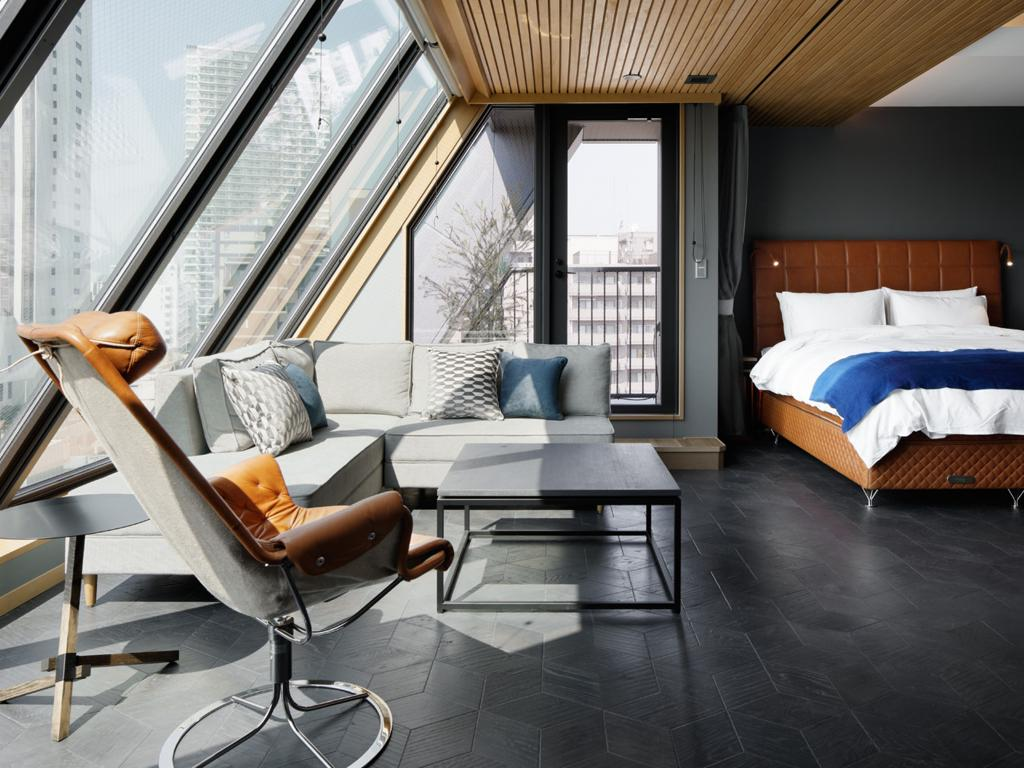 The Top 10 Best Boutique Hotels in Tokyo, Japan