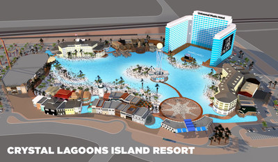 Crystal Lagoons Partners with Important Companies to Revolutionize Hospitality and Entertainment Industries