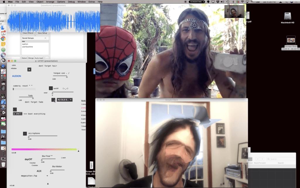 Freeka Tet satirises streaming culture with 7h3 p1c7u23 0f f4c371m3